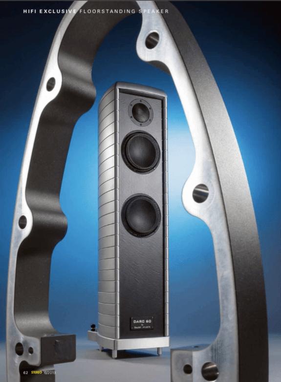 Эксклюзивный тест Gauder Akustik DARC 60