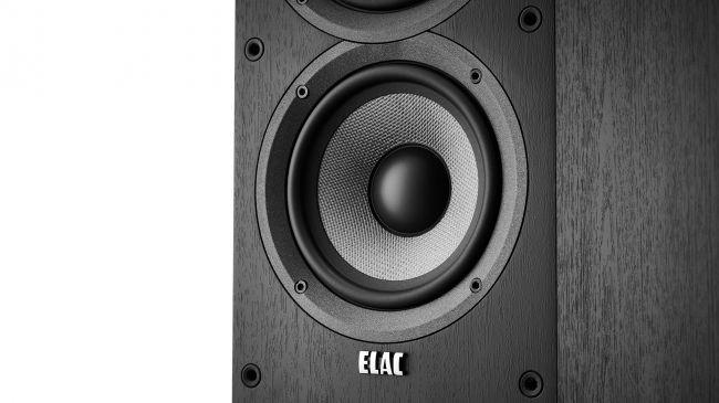 Обзор ELAC Debut 2.0 F5.2s