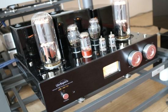 Групповой обзор пяти усилителей от Line Magnetic