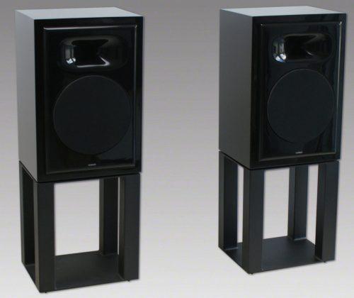 Акустика Horns FP12 MK2: стоечные двухполосники с лицевыми панелями из полимербетона