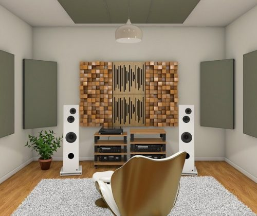 Улучшаем акустику помещения с Vic Audiophile VMT Kit